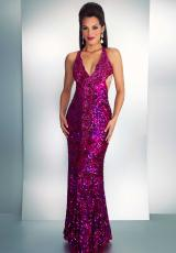 Cassandra Stone 3418A.  Available in Fuchsia, Peacock