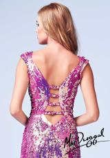 2014 Cassandra Stone V- Neckline Dress 3922A