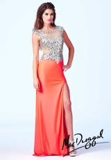 Cassandra Stone 85252A.  Available in Black/Silver, Neon Coral