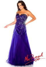Strapless 2014 Fabulouss Plus Size Dress 76495F