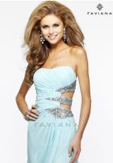 Faviana Dress 7304