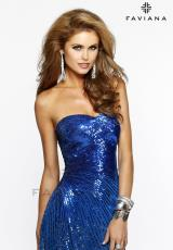 2014 Faviana Long Prom Dress 7319
