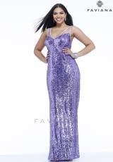 Faviana 9286.  Available in Midnight Blue, Orchid