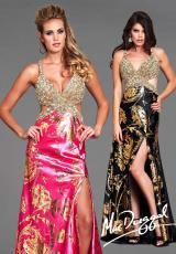 Flash 4213L.  Available in Black/Gold, Hot Pink/Gold, Ivory/Gold