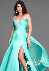 2014 Flash Beaded Top  Prom Dress 64426L