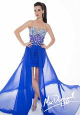 2014 Flash Strapless Prom Dress 64596L