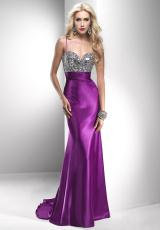 2013 Fitted Silhouette Flirt Prom Dress P2777