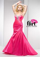 Flirt P4684.  Available in Electric Pink, Purple Lily, White
