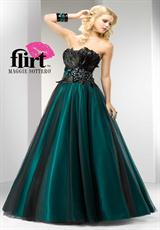Flirt P5629.  Available in Mediterranean Teal/Black, Regal Purple/Black