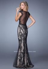 Gigi 21259.  Available in Black/Nude, White/Nude