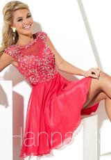 Hannah S 27888.  Available in Cherry, Royal