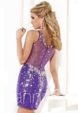 Hannah S 27899.  Available in Champagne, Purple