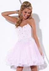 Hannah S 27900.  Available in Pink/White, Turquoise/Lime