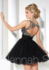 2014 Hannah S Open Back Homecoming Dress 27913