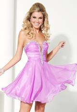 Hannah S 27952.  Available in Royal, Violet