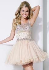 Hannah S 27962.  Available in Aqua, Champagne, Navy, Shocking Pink
