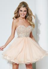 Hannah S 27966.  Available in Aqua, Champagne Blush