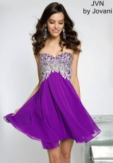 JVN by Jovani JVN20461.  Available in Light Yellow , Orange , Purple, White