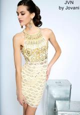 JVN by Jovani JVN20469.  Available in Gold