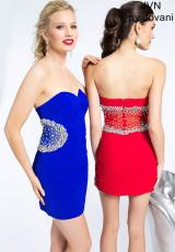 JVN by Jovani JVN90360.  Available in Navy, Red, Royal, Taupe