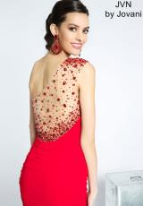 JVN by Jovani JVN98255.  Available in Navy, Red, White