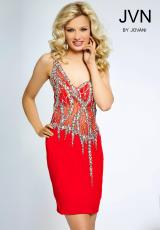 JVN by Jovani JVN99393.  Available in Black, Red