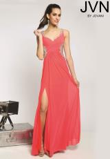 JVN by Jovani JVN94375.  Available in Aqua, Royal, Watermelon, White