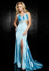 Jasz Couture 3027SALE.  Available in Sky Blue