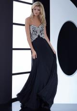 Jasz Couture 5013.  Available in Black, Pink, Red, Royal, White