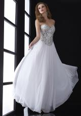 Jasz Couture 5016.  Available in Red, White