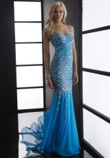 Jasz Couture 5060.  Available in Purple, Turquoise