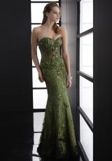 Jasz Couture 5072.  Available in Black, Olive