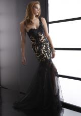 2014 Jasz Couture One Shoulder Prom Dress 5086