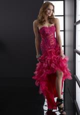 2014 Jasz Couture Ruffle Skirt Prom Dress 5088