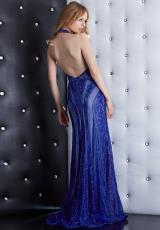 2015 Jasz Couture Plunging Neckline Prom Dress 5405