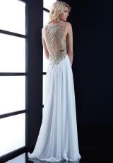 Jasz Couture 5414.  Available in Black, White