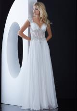 Jasz Couture 5427.  Available in Lilac, White