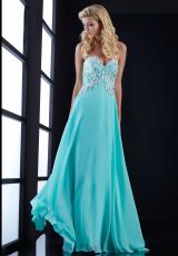 Jasz Couture 5429.  Available in Mint, Pink, Royal