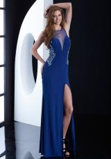Jasz Couture 5469.  Available in Dark Pink, Midnight