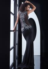 Jasz Couture 5480.  Available in Black, Red