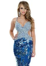 2013 Johnathan Kayne Sequins Skirt Prom Dress 321
