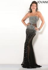 Jovani 6581.  Available in Black, Red, Royal, White