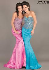 2013 Fitted Silhouette Jovani Prom Dress 5496