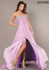 2013 Jovani Beaded Top Prom Dress 1717