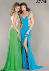 2012 Jovani Sleeved Prom Dress 4515
