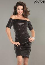 Sleeved 1525 Fitted Jovani Prom Dress 2013