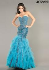 Jovani 6513.  Available in Turquoise