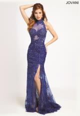 Jovani 21222.  Available in Off White, Royal