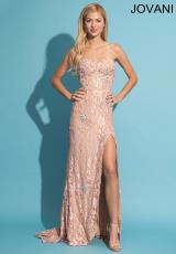 2014 Jovani Fitted Prom Dress 73118