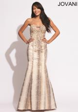 Jovani 88682.  Available in Blue, Gold, Lavender
